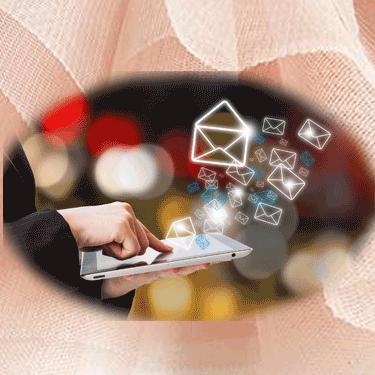 ارسال ساختمند ایمیل