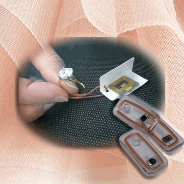 RFID کالا طلا جواهر